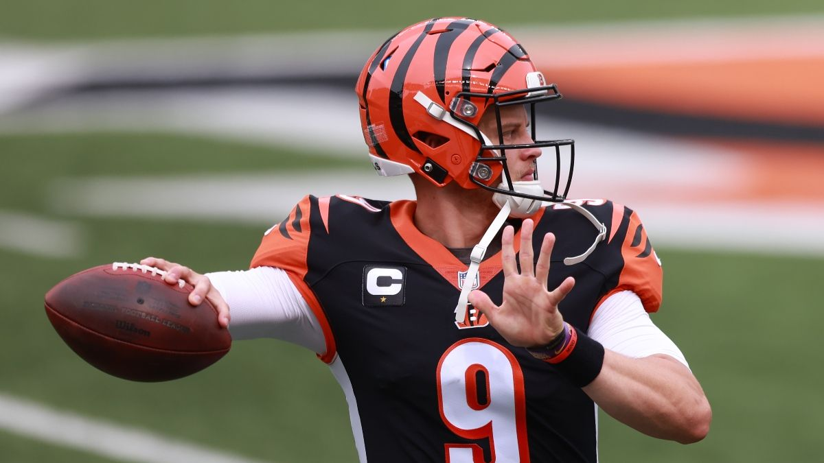 Thursday Night Football Odds & Promos for Bengals vs. Browns: Bet $20, Win $150 if Joe Burrow Throws for 1+ Yard! article feature image