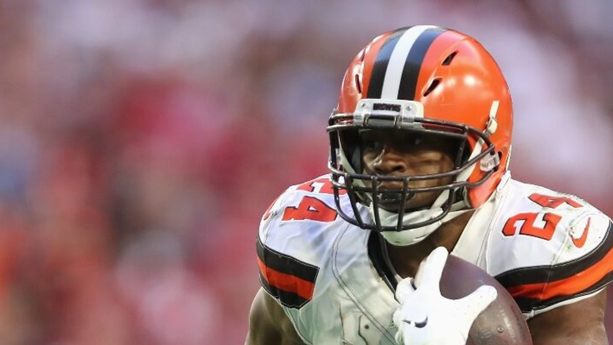 Browns vs. Bengals Sportsbook Promo: Bet $1, Win $100 if the Browns Win on TNF article feature image