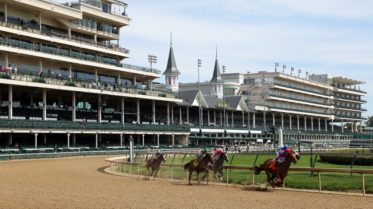 2020 Kentucky Derby Picks: 3 Longshots To Tie Into Exactas and Trifectas with Favorite Tiz the Law article feature image