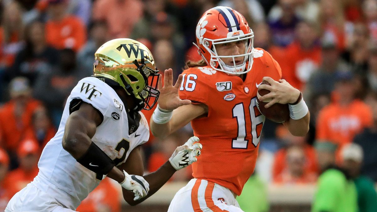 Clemson vs. Wake Forest Odds, Pick, Betting Prediction: Expect Growing Pains for Each Offense (Sept. 12) article feature image