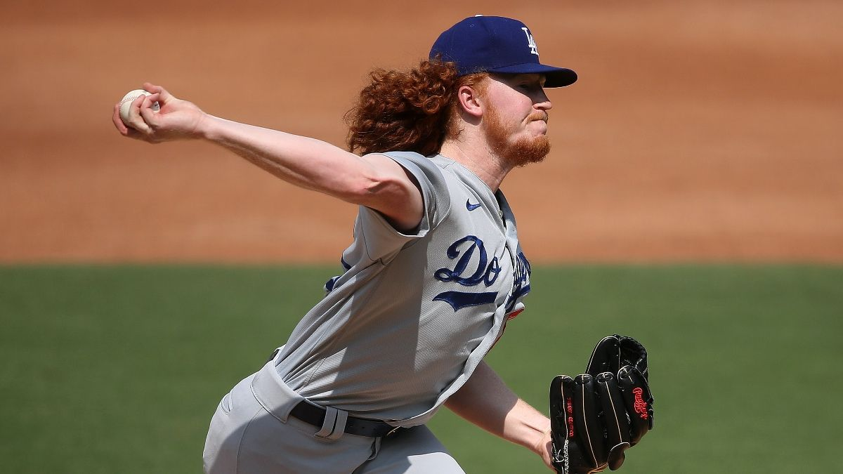 Tuesday MLB Betting Odds, Picks & Predictions: Oakland Athletics vs. Los Angeles Dodgers (Sept. 22) article feature image