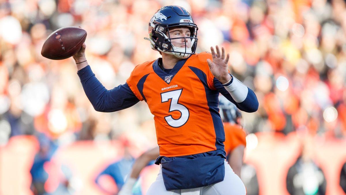 NFL Week 1 Odds, Picks, Promos: Bet $1, Win $100 on Broncos Moneyline vs. Titans! article feature image