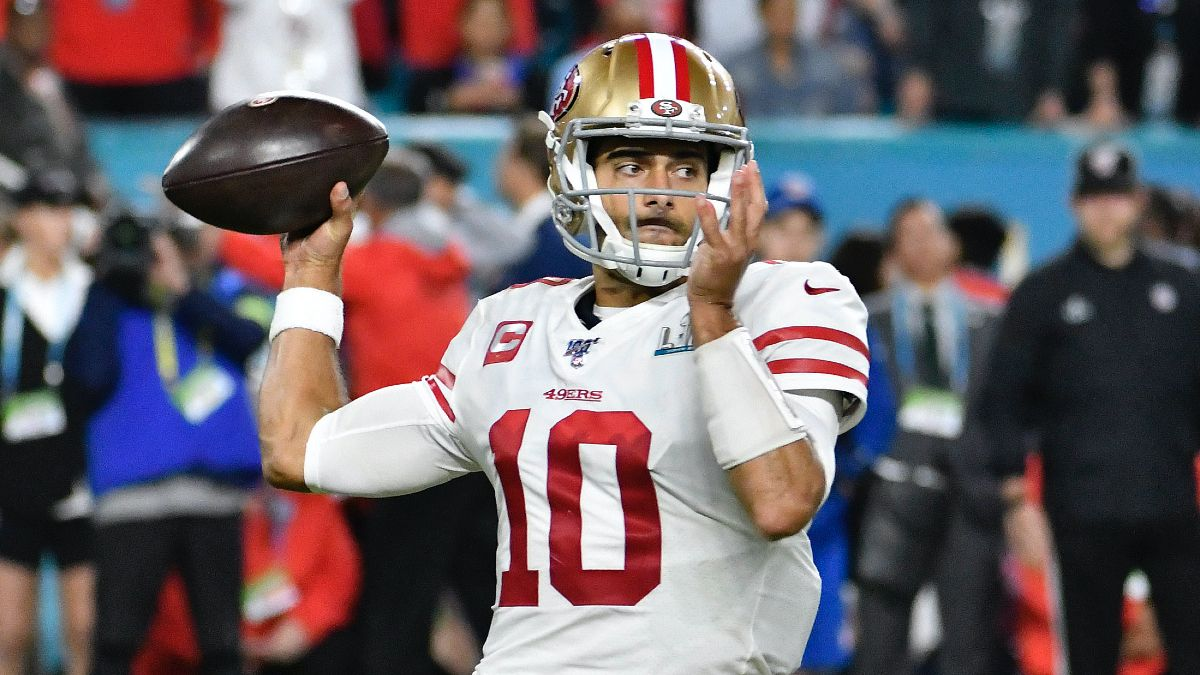San Francisco 49ers Betting Primer: Super Bowl Odds, Win Total Pick, More article feature image