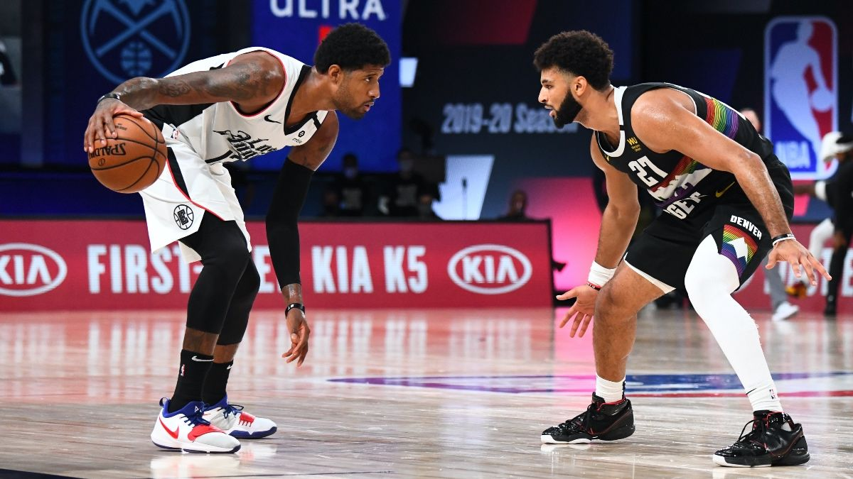 Clippers vs. Nuggets Game 4 Betting Odds, Picks & Predictions (Wednesday, Sept. 9) article feature image