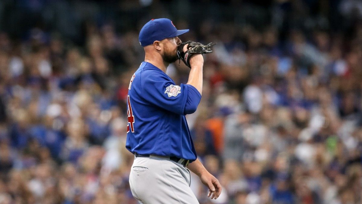 MLB Odds & Betting Picks: Bet Brewers' Team Total vs. Cubs (Friday, Sept. 11) article feature image