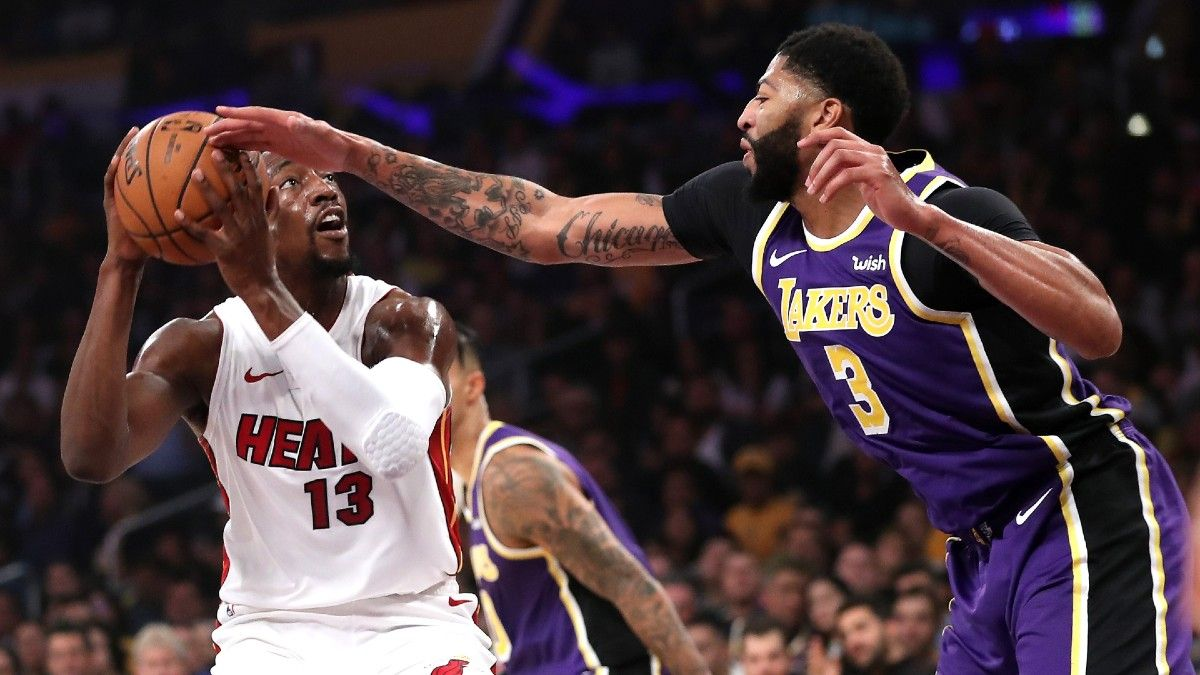 Moore's NBA Finals Betting Codex: The Miami Heat Will Be the Lakers' Toughest Test Yet article feature image