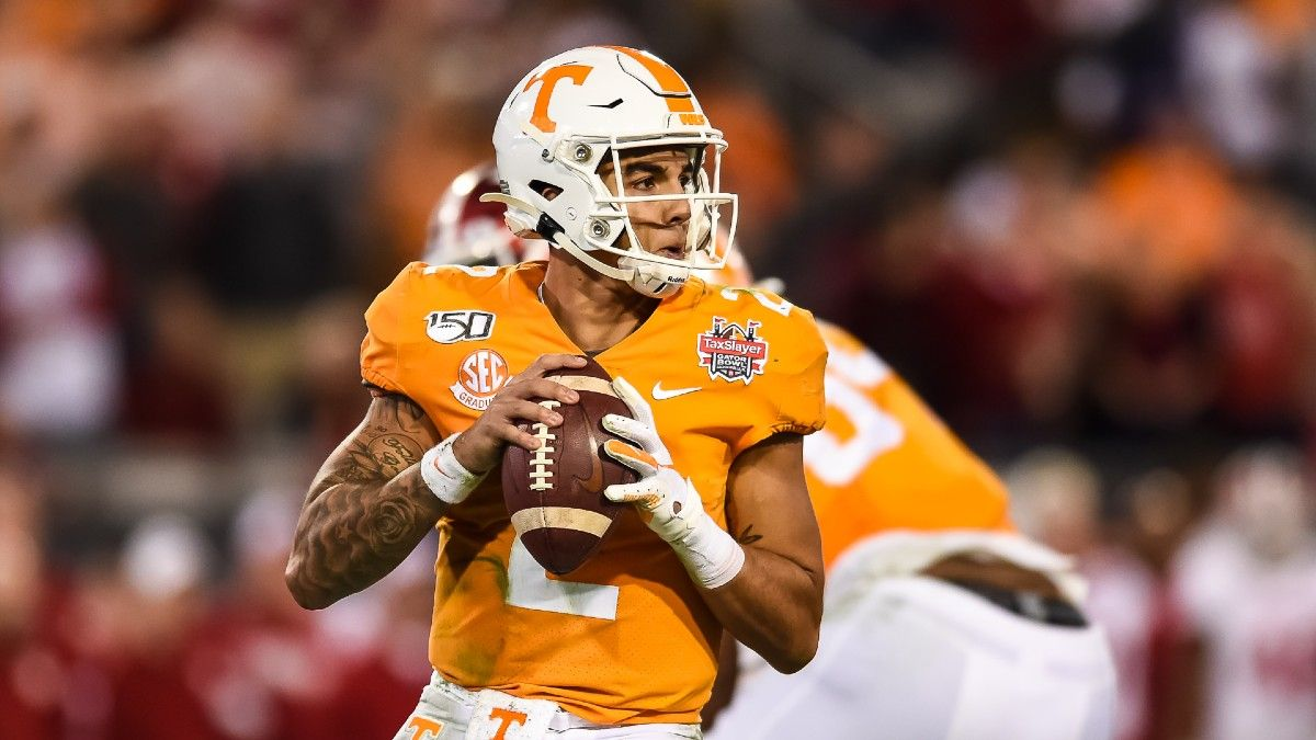 Tennessee vs. South Carolina Odds, Betting Pick: Will Vols Keep Momentum From Last Season? (Saturday, Sept. 25) article feature image