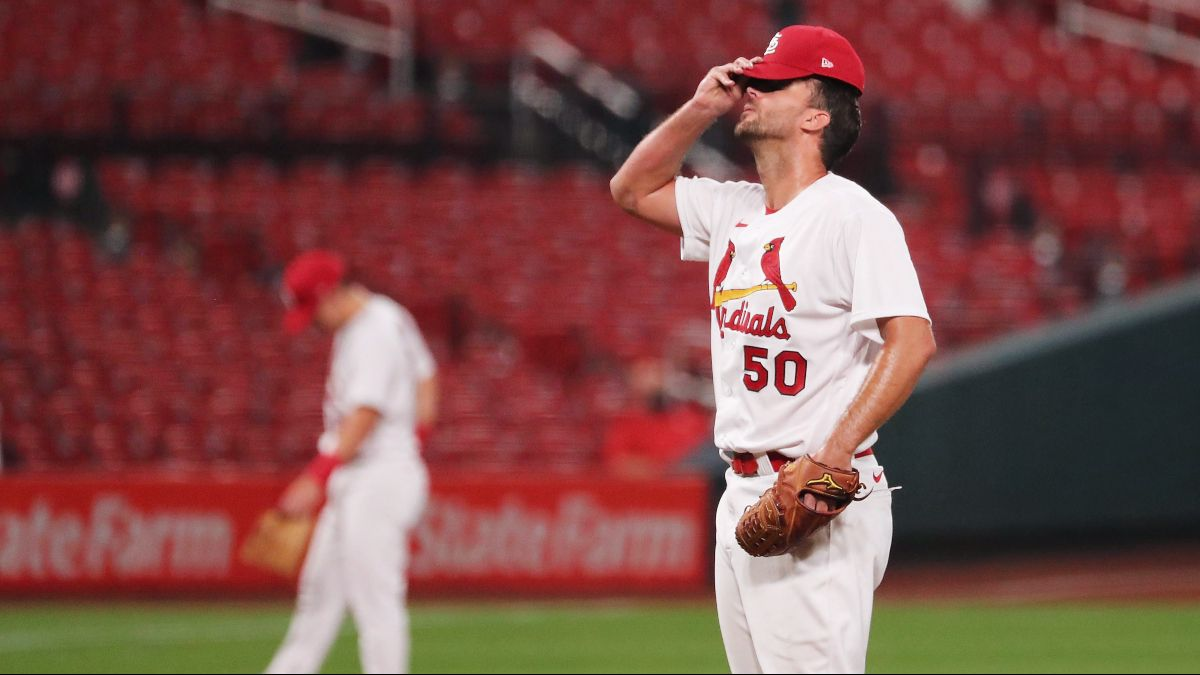 MLB Betting Odds, Picks & Predictions: St. Louis Cardinals vs. Kansas City Royals (Wednesday, Sept. 23) article feature image