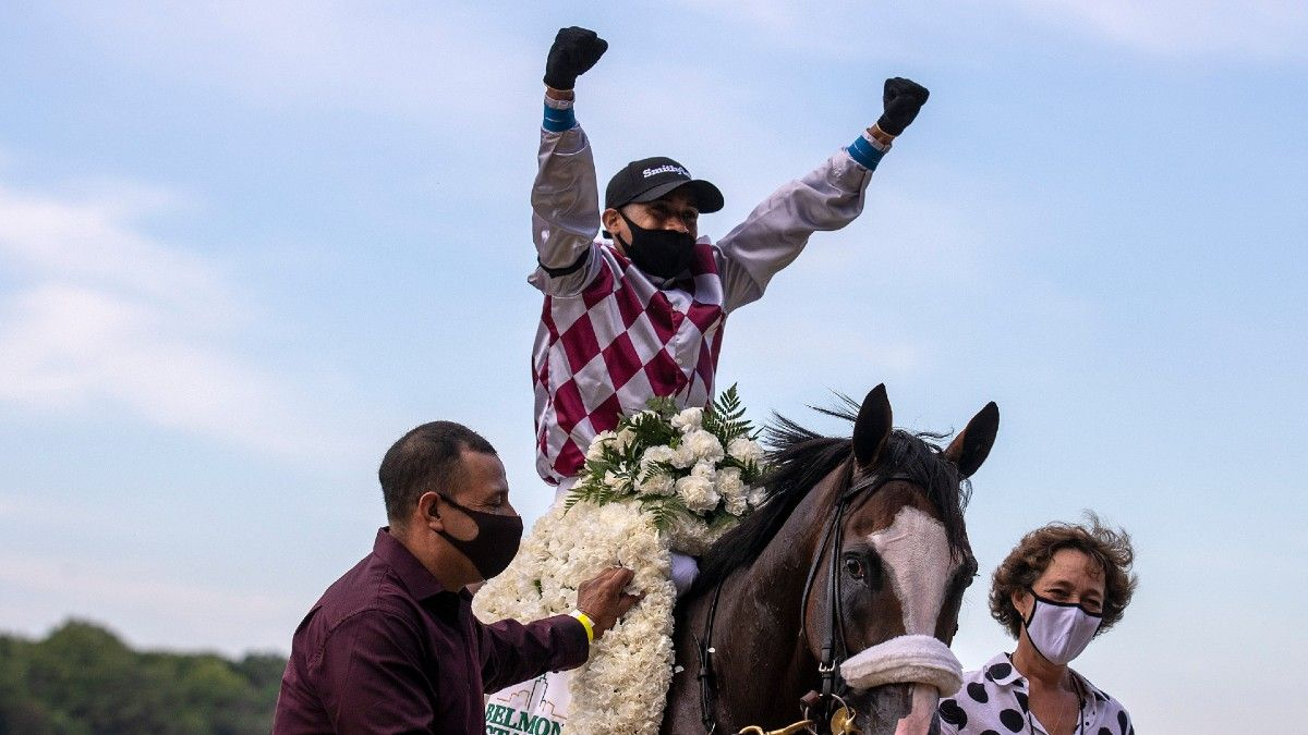 Updated 2020 Kentucky Derby Odds: Tiz the Law Favored, Others Gaining Ground article feature image