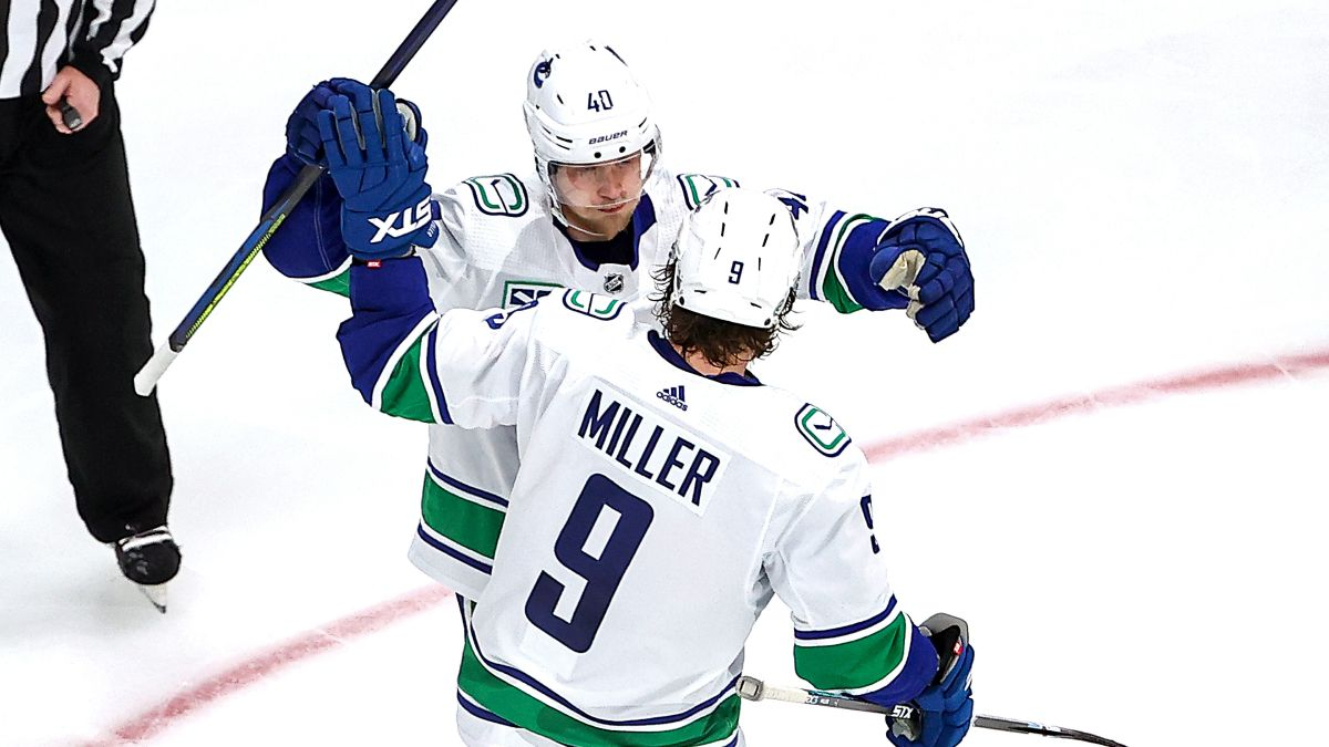 Canucks vs. Golden Knights Game 6 Betting Odds, Picks & Predictions (Thursday, Sept. 3) article feature image