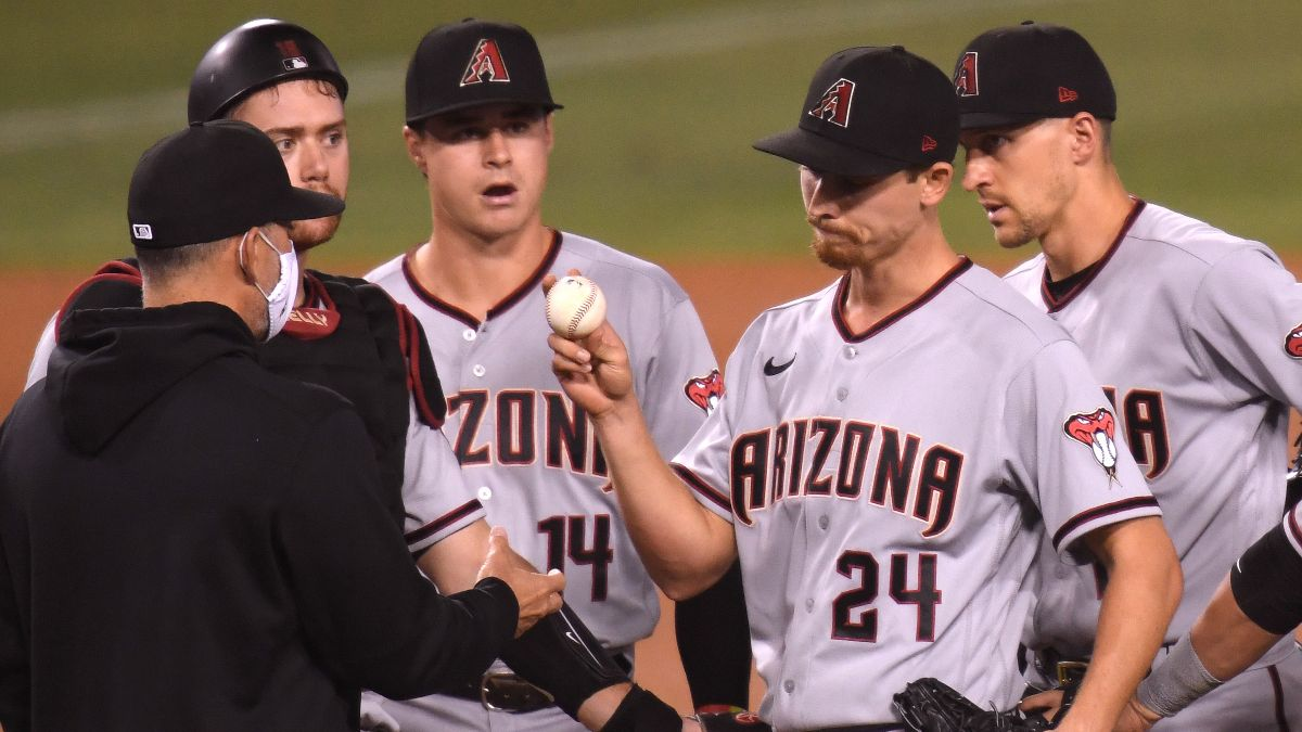 Saturday MLB Betting Odds, Picks & Predictions: Arizona Diamondbacks vs. Houston Astros (Sept. 19) article feature image