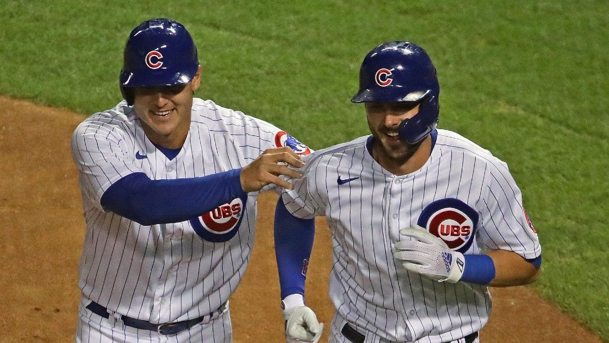 MLB Odds & Picks: Chicago Cubs vs. Cincinnati Reds Preview (Thursday, September 10) article feature image