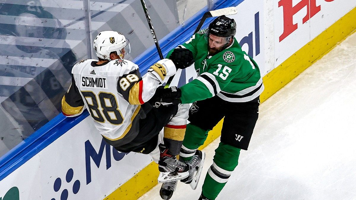 Stars vs. Golden Knights Odds & Betting Picks: How to Bet the Totals in Game 4 article feature image