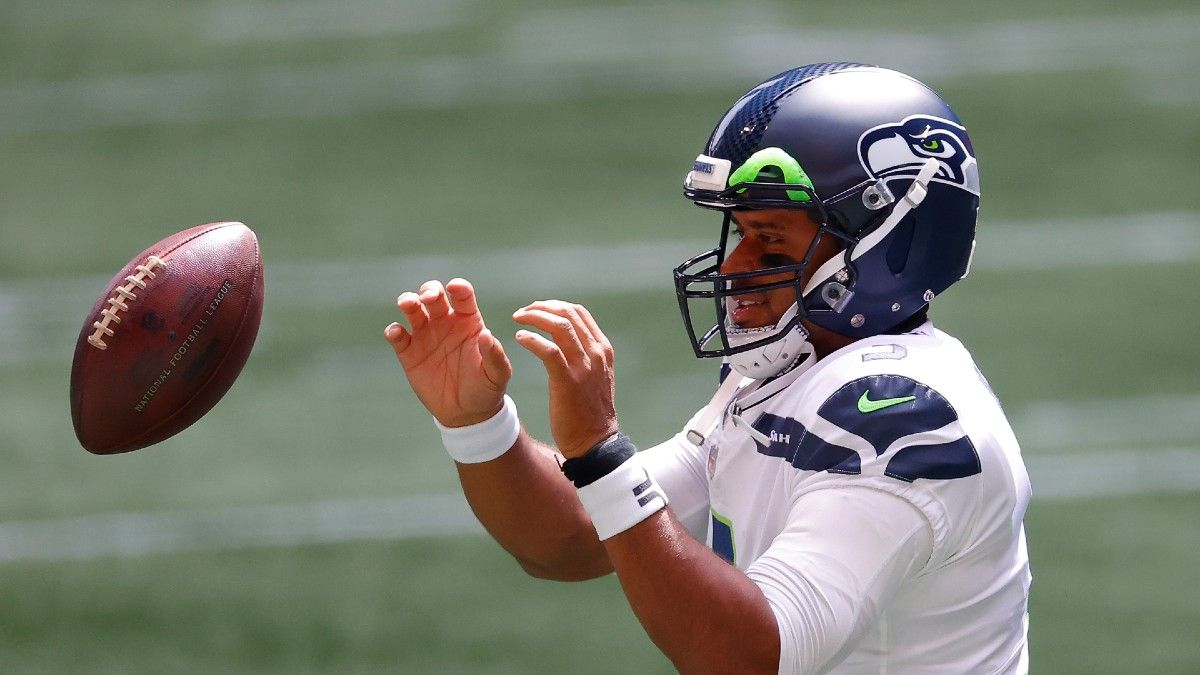 Freedman's NFL Week 4 Trends & Early Bets: The Seahawks Might Still Be Undervalued article feature image