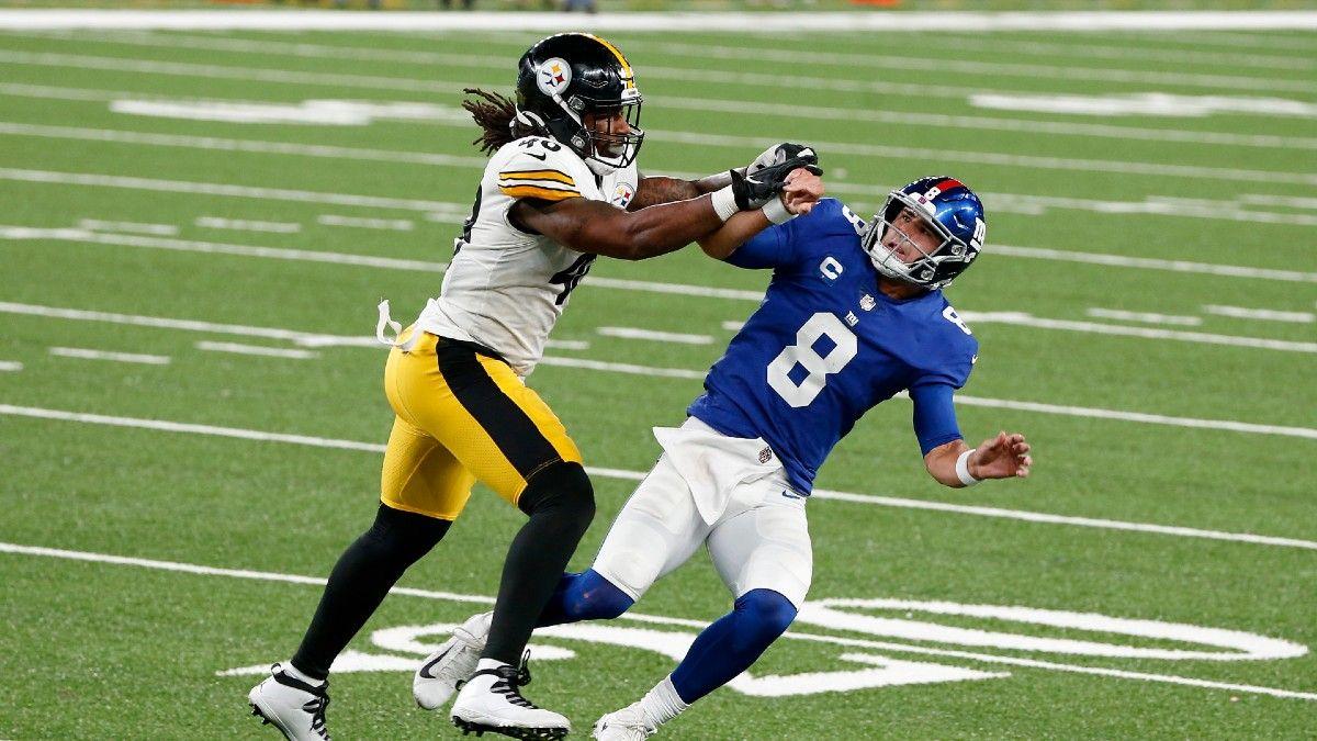 Rovell's Week 3 NFL Betting Report: Daniel Jones Prop Costs Bettor $500,000 article feature image
