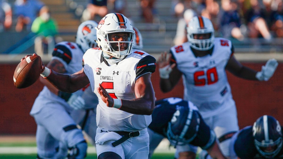 Campbell at Wake Forest Betting Odds & Pick: Can the Camels Keep Up With the Demon Deacons? (Friday, Oct. 2) article feature image