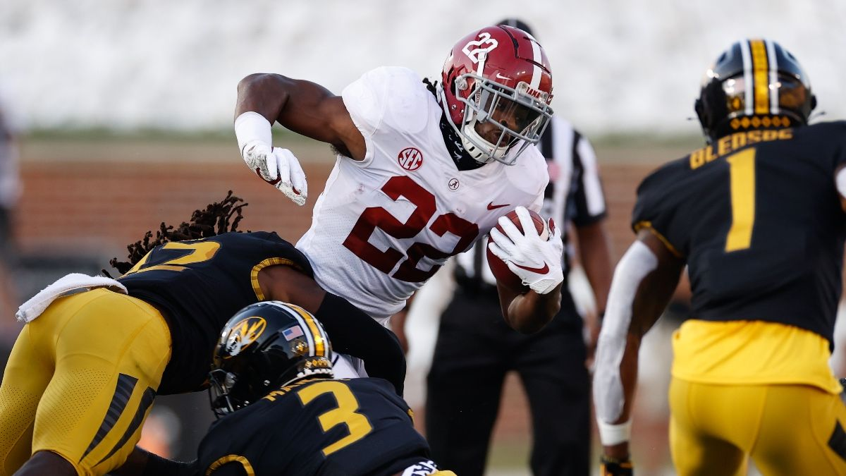 Wilson: My Projected Odds for Every Week 5 College Football Game article feature image