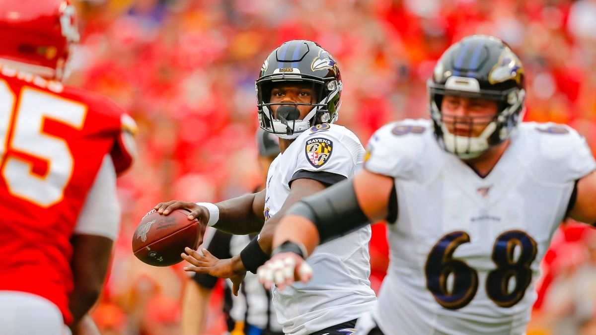 Chiefs vs. Ravens Picks: Cases For Both Sides Of Monday Night Football Spread article feature image