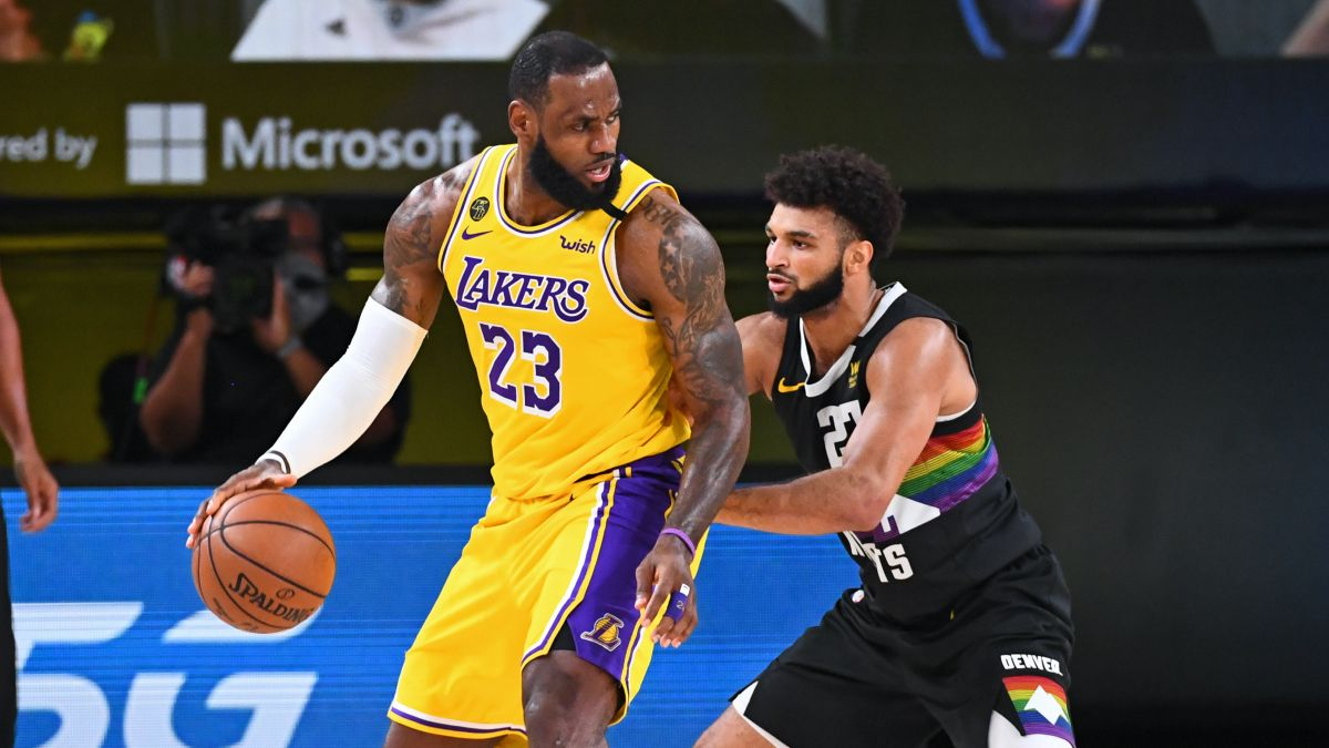 Nuggets vs. Lakers Odds, Picks, Betting Predictions: Can Denver Extend Series? (Saturday, Sept. 26) article feature image