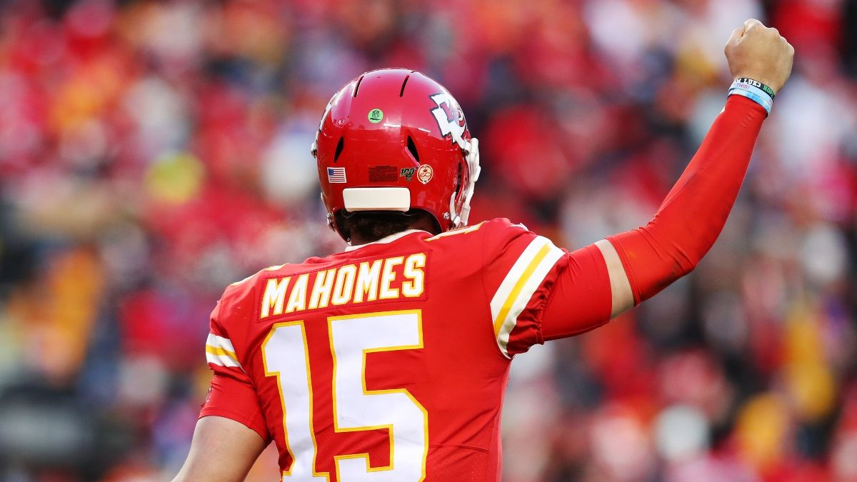 Monday Night Football Odds & Promo: Bet $5, Win $101 if the Chiefs Cover +50! article feature image