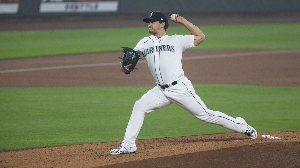 MLB Betting Odds, Picks & Predictions: Houston Astros vs. Seattle Mariners (Monday, Sept. 21) article feature image