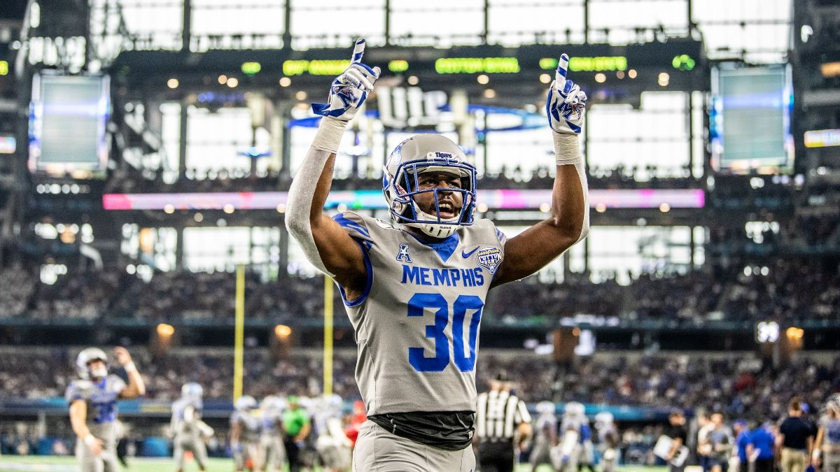 Week 1 College Football Promos: $225 in No-Brainer Promos for Memphis-Arkansas St., More article feature image