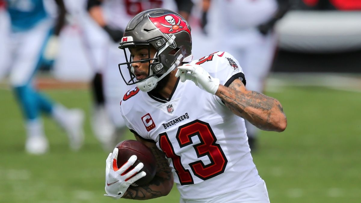 Mike Evans 'Will Try To Play': Latest Injury News On Buccaneers WR Heading Into Saturday's Wild Card Game article feature image