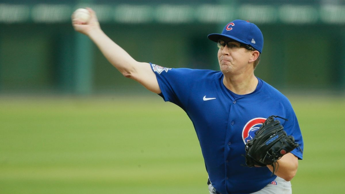 MLB Betting Odds, Picks & Predictions: Chicago Cubs vs. Milwaukee Brewers (Sunday, Sept. 13) article feature image