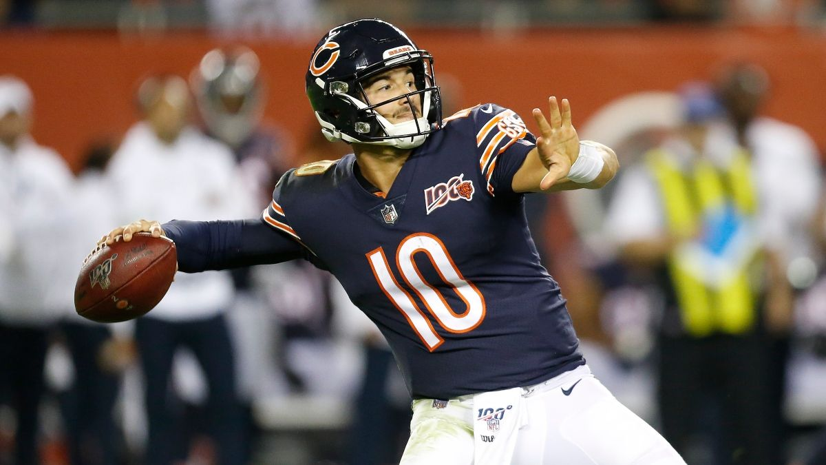 DraftKings Sportsbook NFL Week 2 Promo: Bet $25, Win $150 if the Bears Score a Touchdown article feature image