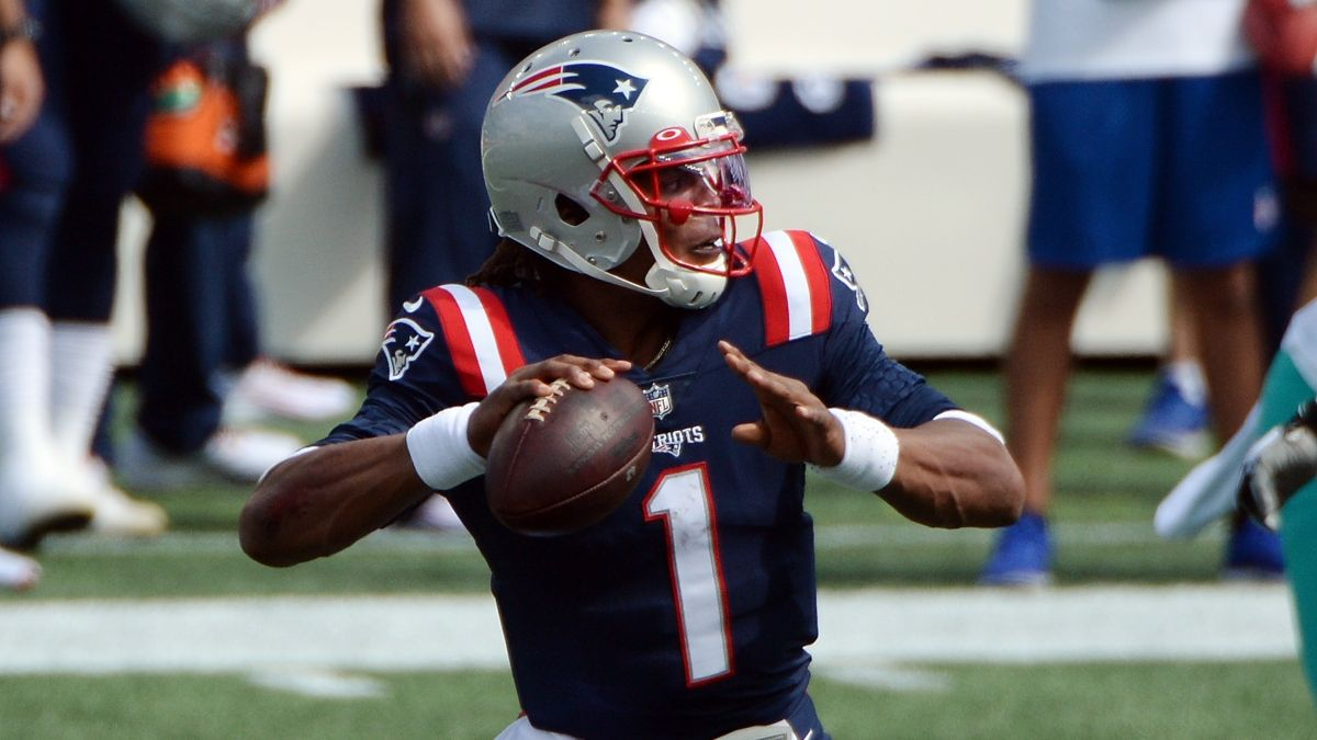 Cam Newton Returns To Patriots On One-Year Deal article feature image
