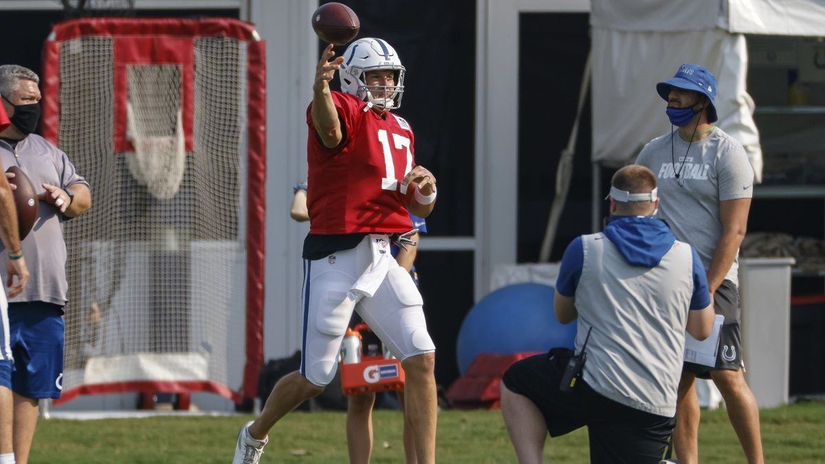NFL Prop Bets: How to Bet Philip Rivers' 2020 Passing Props article feature image