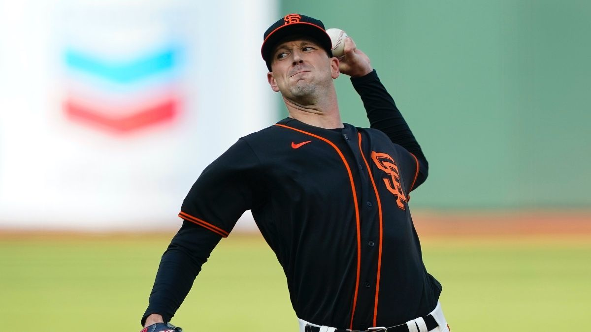 MLB Betting Odds, Picks and Predictions: San Diego Padres vs. San Francisco Giants (Sunday, Sept. 27) article feature image