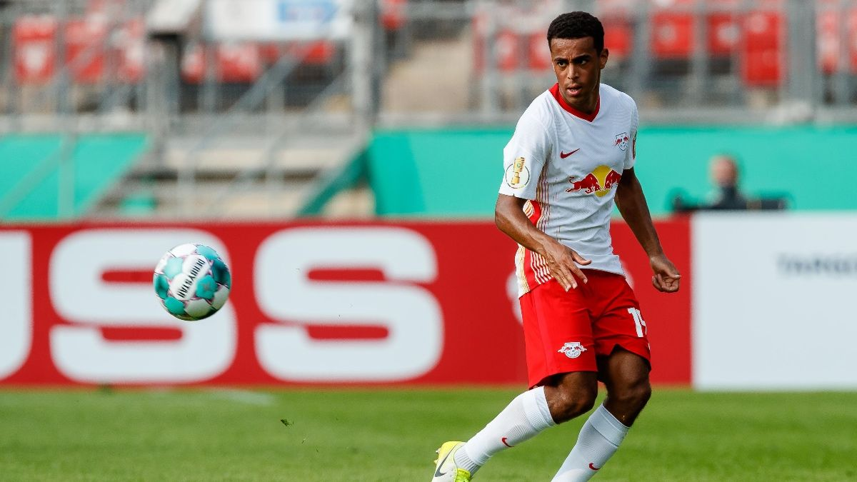 Bayer Leverkusen vs. RB Leipzig Odds, Picks and Predictions: How to Bet Saturday's Bundesliga Match (Sept. 26) article feature image