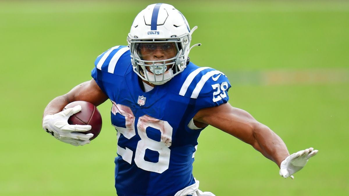 Colts vs. Bills Promos: Bet $1, Win $100 if There's at Least 1 TD, More! article feature image