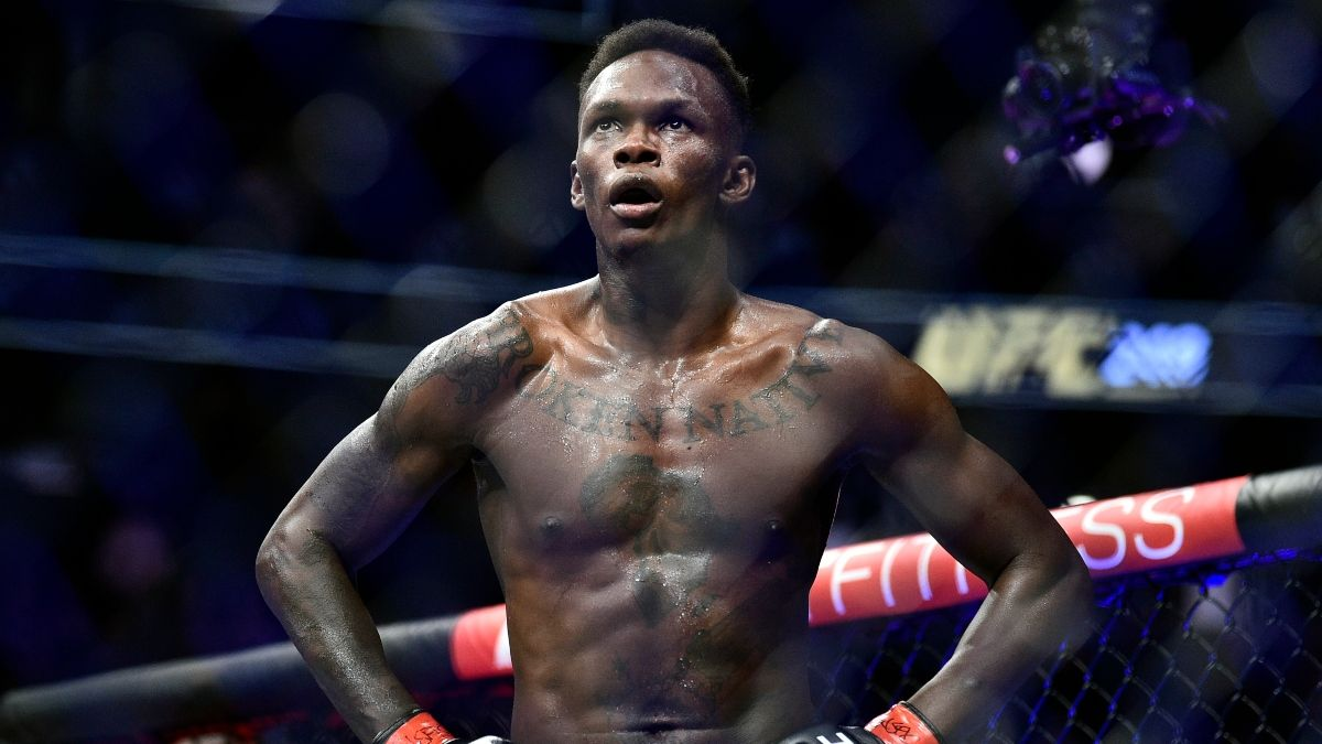 UFC 253 DraftKings Sportsbook Promo: Bet $1, Win $100 on Either Main Event Fighter! article feature image