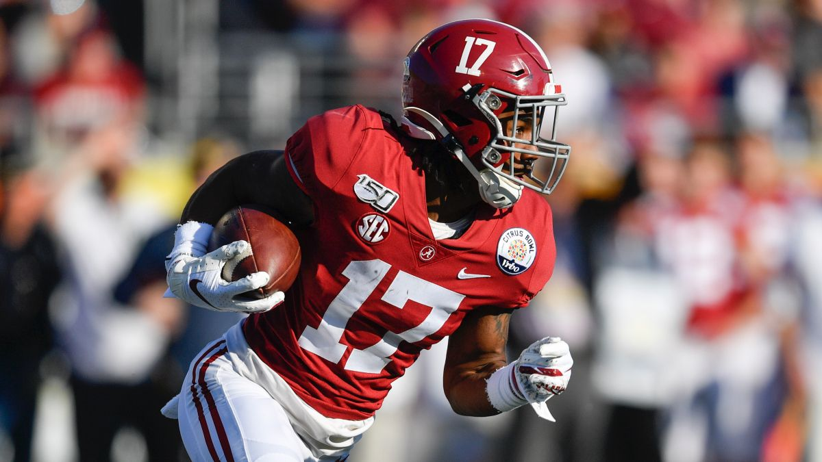 Alabama at Missouri Odds & Pick: Bet on a Big First Half by Crimson Tide (Saturday, Sept. 26) article feature image