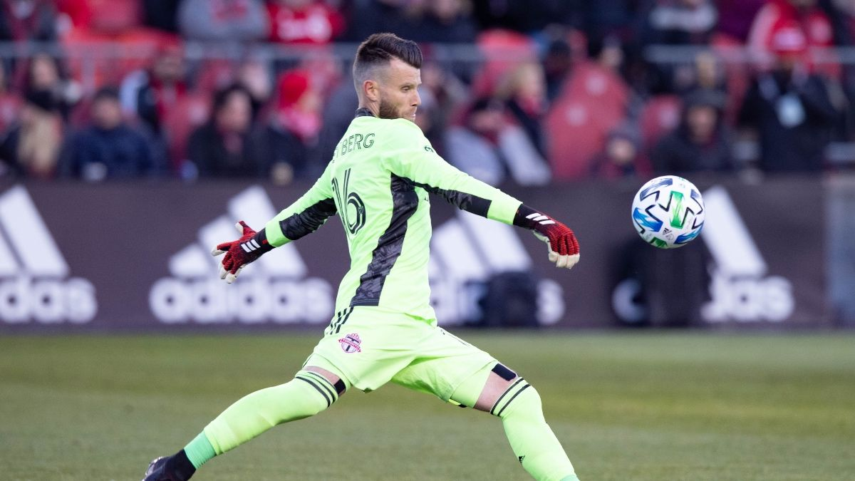 Tuesday MLS Betting Odds, Picks & Predictions: Toronto FC vs. Montreal (Sept. 1) article feature image