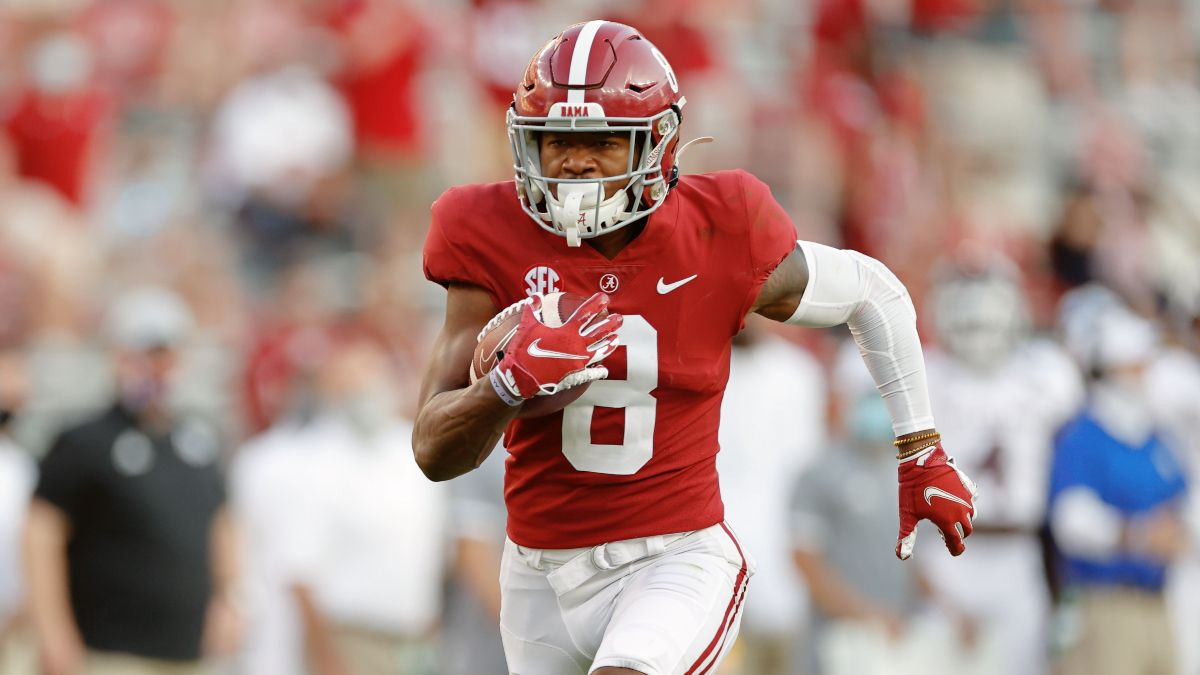 Alabama vs. Georgia Promos: Bet $20, Win $125 if Alabama Scores a Point! article feature image
