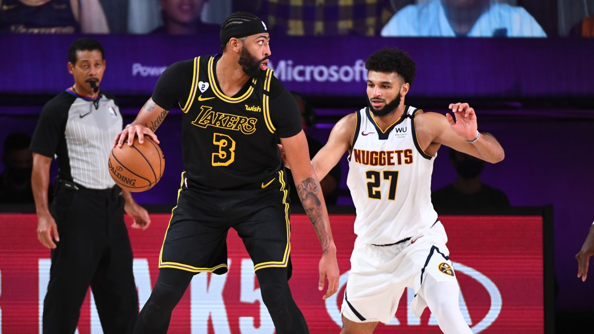 Tuesday NBA Playoffs Betting Odds, Picks & Predictions: Lakers vs. Nuggets Game 3 (Sept. 22) article feature image