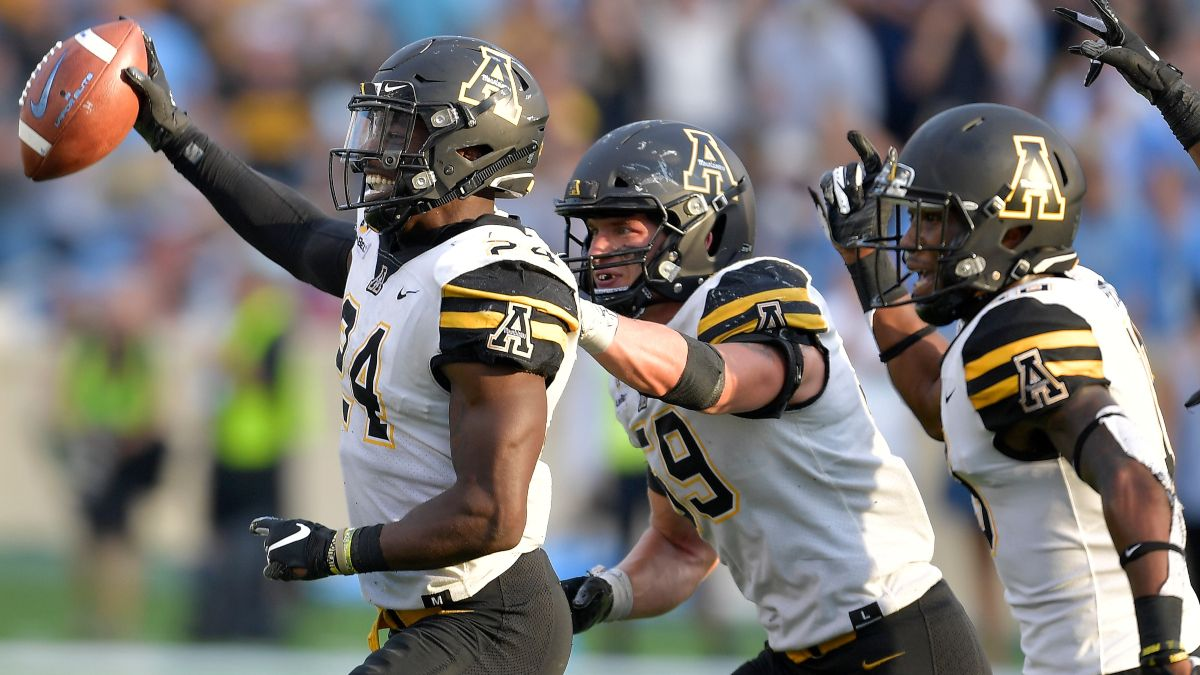App State at Marshall Betting Odds & Pick: Season's First Test for Two of NCAA's Most Efficient Teams (Saturday, Sept. 19) article feature image
