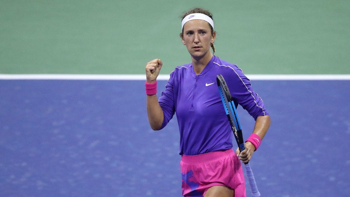 US Open WTA Semifinals Betting Odds & Picks: Can Azarenka Finally Beat Serena at a Slam? article feature image