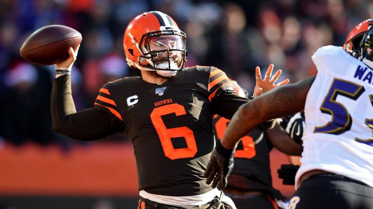 Cleveland Browns vs. Baltimore Ravens Odds & Pick: Back Cleveland's New System in NFL Opener (Sept. 13) article feature image