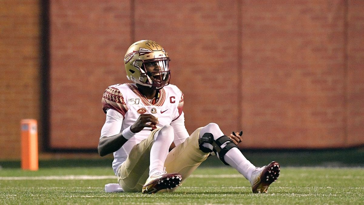Florida State vs. Miami Betting Odds, Sharp Action, Model Projections, Expert Picks (Saturday, Sept. 26) article feature image