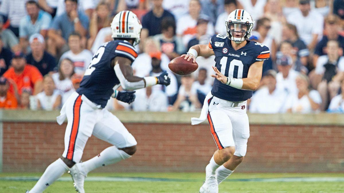 Kentucky at Auburn Betting Odds & Pick: Bo Nix Season in Full Effect? (Saturday, Sept. 26) article feature image