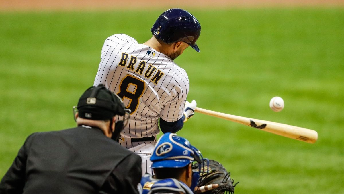 Saturday MLB Picks & Predictions: How We're Betting Blue Jays vs. Phillies, Nationals vs. Marlins & Royals vs. Brewers (Sept. 19) article feature image