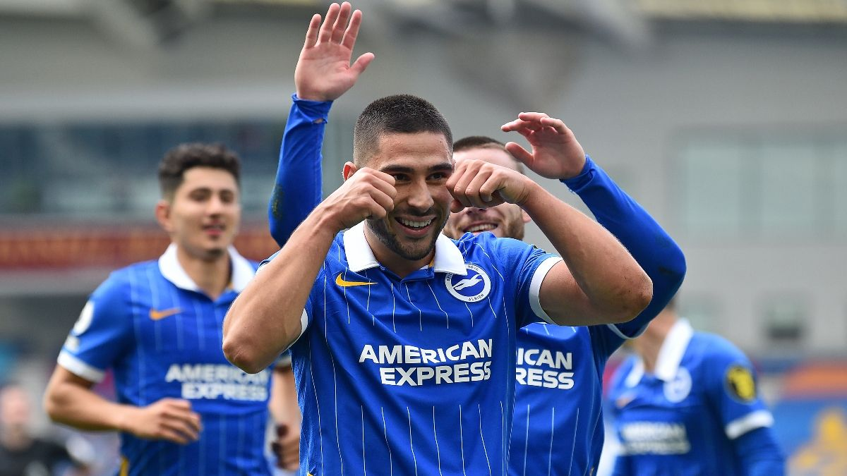Premier League Odds, Picks and Predictions: Everton vs. Brighton & Hove Albion (Saturday, Oct. 3) article feature image