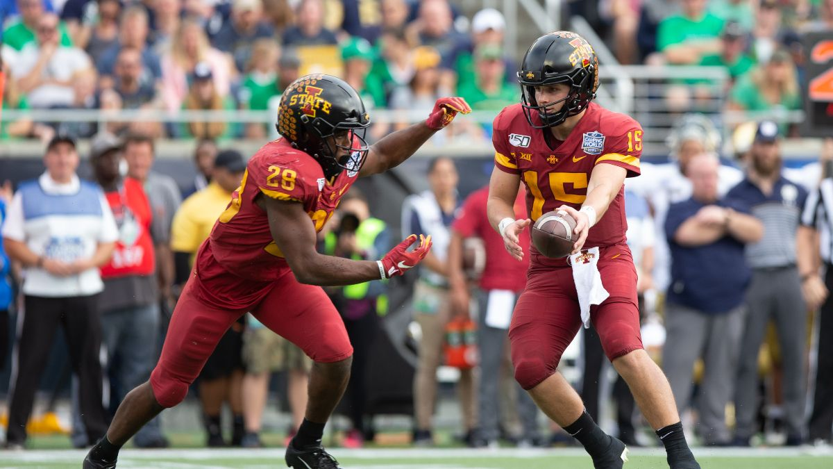 Iowa State vs. Louisiana Lafayette Odds, Betting Picks & Preview (Saturday, Sept. 12) article feature image
