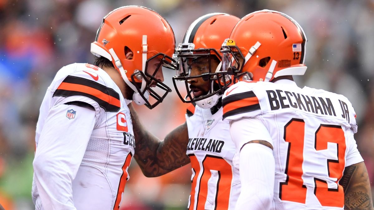 Colts vs. Browns Odds & Pick: Back Cleveland at Home article feature image