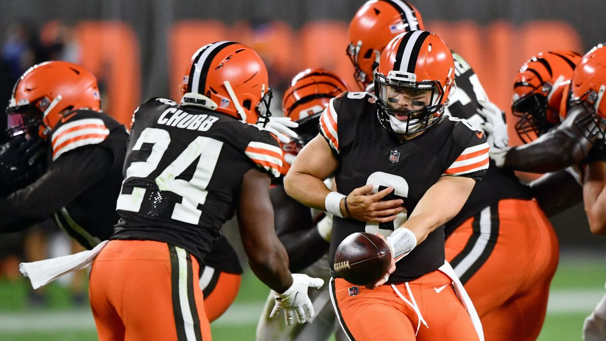 Washington vs. Browns Betting Odds & Pick: Back Cleveland Sunday? article feature image