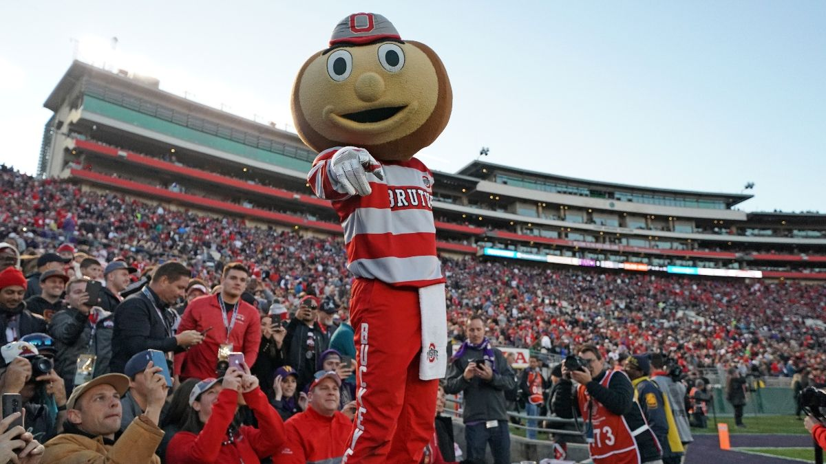 2020 Big Ten Schedule: Dates and Projected Odds for Every Week 1 Game article feature image